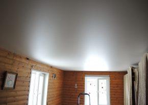 В деревянном доме - 25 м2